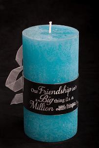 kaarsenring zilver friendship voorbeeld op kaars-silhouette curio-hobby plotter-hobby- yvsdesigns