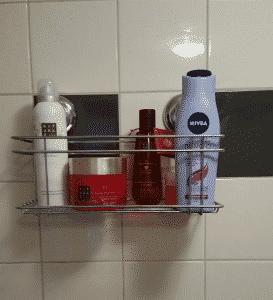 ophangen zonder boren badkamer