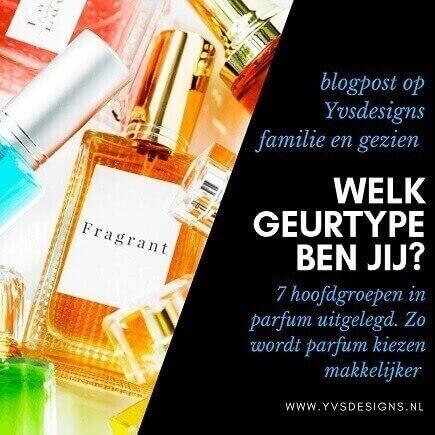 parfum-welke geurtype ben jij - online parfum kopen-type parfum