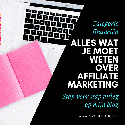 affiliate marketing voor beginners - affiliate marketing- online geld- online geld verdienen- geld verdienen - extra geld verdienen- bloggen - website bouwen