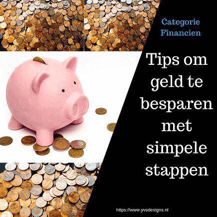 besparen-geld besparen-tips