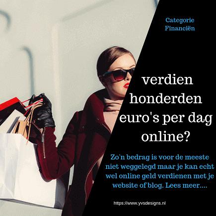 geld verdienen online-online geld verdienen-extra geld verdienen-geld verdienen met bloggen-geld verdienen met je website