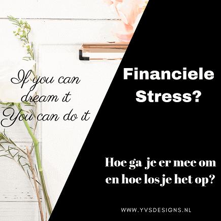 financiele stress - stress door schulde