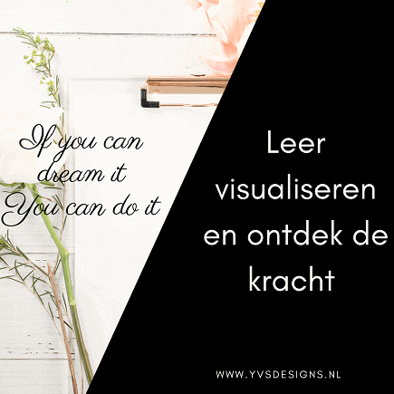 visualiseren- hoe leer je visualiseren-kracht van visualiseren-doel