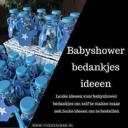 babyshower bedankjes zelf maken-babyshower bedankjes bestellen-babyshower bedankjes ideeen