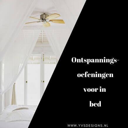 ontspanningsoefeningen in bed-mediteren-mindfulness